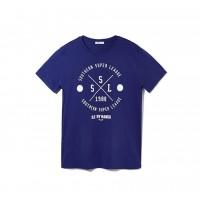 Kids fashion blue